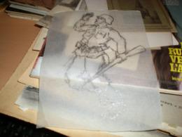 Soldiers WW2 ??? Drawings - Dibujos