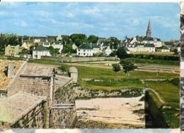 56 Morbihan PORT-LOUIS La Citadelle, Les Patis Et Vue Générale - Cp N° 56.181.03 (cachet Poste) - Port Louis