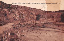 16-CHAUD D ECHOISY-N°T1216-D/0161 - Frankreich