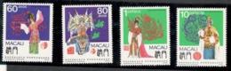 MACAU1991:Michel 676-9mnh** - Macao