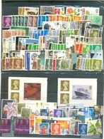 UK Stamps Unfranked No Gum - More Than 55 £ See Scan - Stamps