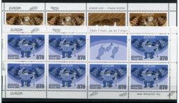 RC 14123 EUROPA 2004 BIELORUSSIE BLOCS FEUILLETS NEUF ** MNH - Europa-CEPT