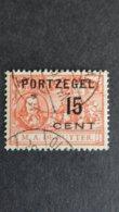 Nederland/Netherlands - Nr. P40 (gestempeld/used) - Postage Due