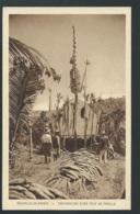 Nouvelle Calédonie - Préparation D'une Fête De Famille -  Vab33 - Nieuw-Caledonië