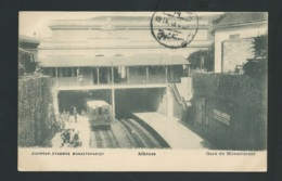 Athènes -  Gare De Monastiraki -  Vab38 - Grèce