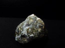 Pyrite ( 2.5 X 2.5 X 2 Cm) Carr. Des Vaulx - Wellin - Belgique - Mineralen