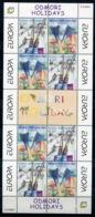 RC 14132 EUROPA 2004 BOSNIE HERZEGOVINE FEUILLET NEUF ** MNH - 2004