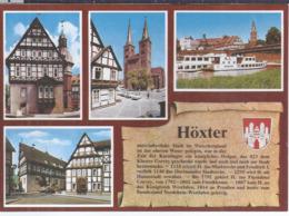 AK-div.31- 355    Höxter , Chronik Und Mehrbild (4) - Hoexter