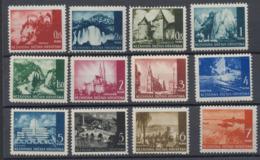 Croatie - Mi N°47/65 (19 Valeurs) **  MNH (1941) - Kroatien
