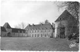 CPA.  MAUVES SUR HUISNE....LE CHATEAU DE LANDRES..1416..      1958.. TBE SCAN. - Frankrijk