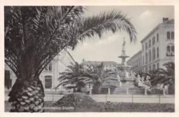 CROATIA - SPLIT - MONUMENTALNA CESMA ~ AN OLD REAL PHOTO POSTCARD #94611 - Croatia