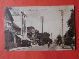 La Panne Vers 1920 Hôtel D'Anvers - De Panne