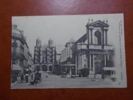 Carte Postale  - DIJON (21) - Eglise St Michel Et Chambre De Commerce 1905 (3675) - Dijon