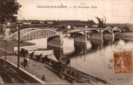 71 CHALON-SUR-SAONE LE NOUVEAU PONT - Chalon Sur Saone