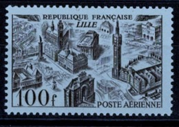 France Poste Aérienne 1949 - YT N°24 - 40f. + 100f. Brun-violet - Neuf Sans Charnière TB - Airmail