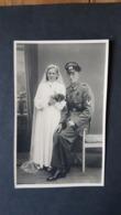 Originalfoto 2. WK., Ordensträger Verwundeten- + Infanterie Sturmabzeichen - Dokumente