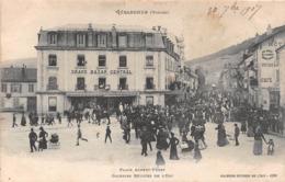 GERARDMER - Place Albert Ferry - Galeries Réunies De L'Est - Grand Bazar Central - Gerardmer