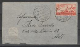 A.O.I. 1940 - Lettera Posta Aerea Verificata Per Censura            (g6021) - Africa Orientale Italiana