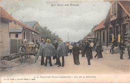 A La Frontière Franco-Allemande - Col De LA SCHLUCHT - Douane - France