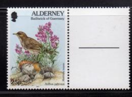 ALDERNEY 1997 FLORA AND FAUNA 25p MNH - Alderney