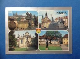 1990 CARTOLINA POST CARD CESKOSLOVENSKO CECOSLOVACCHIA PRAHA - Cartoline