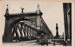 CP 67 Bas-Rhin Strasbourg Pont Sur Le Rhin Félix Luib - Strasbourg