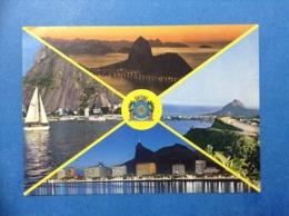 1976 CARTOLINA POST CARD BRASILE BRASIL RIO DE JANEIRO - Rio De Janeiro