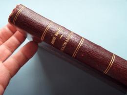 BEAUMARCHAIS Par André Hallays / Paris Lib. Hachette 1897 ( Voir Photos Svp ) ! - 1801-1900