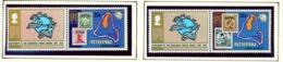 AITUTAKI  -  1974 UPU Set Unmounted/Never Hinged Mint - Aitutaki