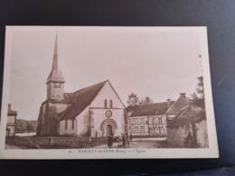 CPA (27) Marcilly Sur Eure.L'église.     (E1506) - Marcilly-sur-Eure