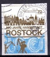 D+ Deutschland 2018 Mi 3395 Hansestadt Rostock - [7] Federal Republic
