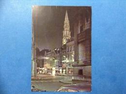1974 CARTOLINA POST CARD BELGIO BELGIQUE BRUXELLES RUE AU BEURRE BRUSSEL BOTERSTRAAT - Altri