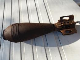 Obus De Mortier De 81 Mm - Decotatieve Wapens