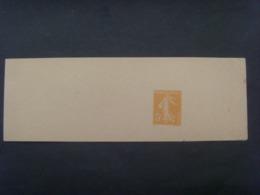 18043- Bande Journal Semeuse Camée 5 C Avec Lettre De Contrôle S, Date 315, N - Ganzsachen