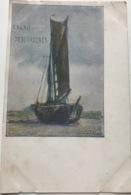 (1234) Cacao Debeukelaer - Schilderij Van Een Boot - Publicité