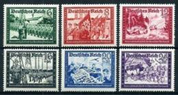 Alemania Imperio Nº 697/702 Nuevo Cat.60€ - Allemagne
