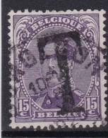 Belgie COB° TX 17-25 - Stamps