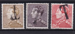Belgie COB° TX 847-488 - Stamps