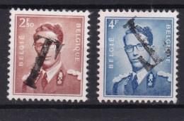 Belgie COB° TX 1574-1575 - Stamps