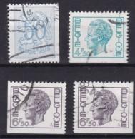 Belgie Boekjes COB° 1762-1764 - Postzegelboekjes 1953-....