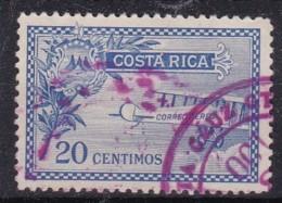 Costa Rica YT° AERO 1 - Costa Rica