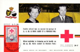 Belgie COB° 1096 - Cartes Souvenir