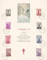 Belgie COB° 519 - Cartes Souvenir