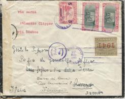 Guatemala Postal History 27 Mar 1941 - Lot. 459 - Guatemala