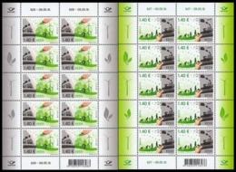 2016Estonia 861KL-62KLEurope CEPT / Green Technology Against Pollution64,00 € - 2016