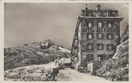 Suisse - Furkastrasse - Hotel  Belvedere Und Rhonegletscher - Automobile - Postmarked 1939 - UR Uri