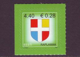 Estland 2006.Arms Of Rapla. MNH. Pf. - Estland
