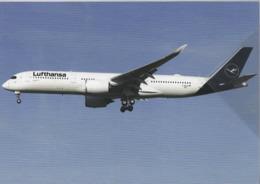 Lufthansa Airlines A350 F-WZGO Stuttcart Airways AT TOULOUSE Avion - 1946-....: Modern Era