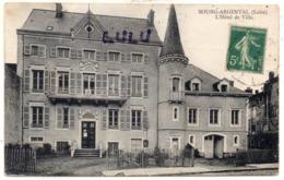 DEPT 42 : édit. Chareyre : Bourg Argental L Hotel De Ville - Bourg Argental