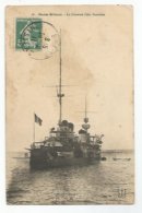 29 Brest Le Cuirassé Leon Gambetta Marine Militaire - Brest